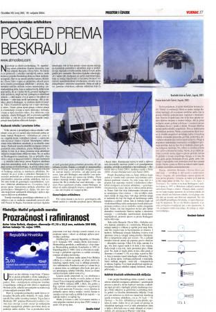 Vijenac / 2004