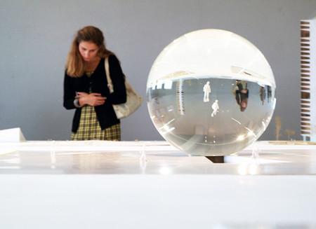 2005年在波兰克拉科夫市举办的建筑作品(25个模型)独家展出