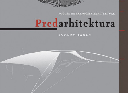 Project 'TheRadial Array' on the cover of 'Pre-architecture' / 2007