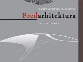 Projekt 'Radijalni niz' na naslovnici knjige 'Predarhitektura' / 2007