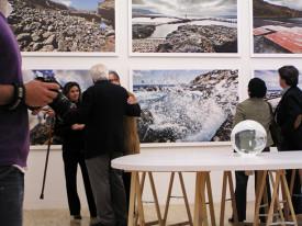 skupna izložba -1. bienale arhitekture na Kanarskim otocima za projekt Ronilački klub/ 2009