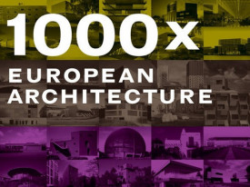 1000 x european architecture / 2006