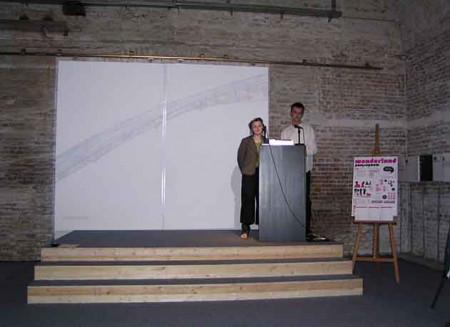 predavanje: Future shopping + 2 dnevna radionica / 2010
