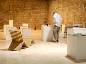samostalna izložba arhitektonskih radova i produkt dizajna u Lazaretima u Dubrovniku / 2012