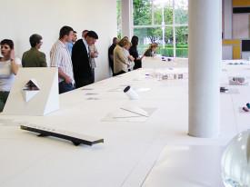 samostalna izložba ATMOSFERA (25 maketa) u Galeriji Pučkog otvorenog učilišta Ivanić Grad / 2005