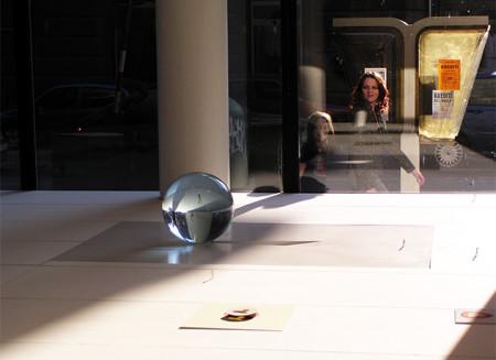 samostalna izložba ATMOSFERA u Galeriji 'Vladimir Nazor' u Zagrebu / 2005