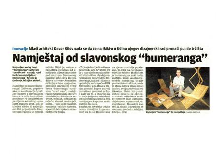 Večernji list / 2011