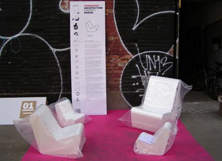 nagrada publike za fotelju Blanka – Zagreb design week