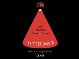 predavanje: Live / 2012