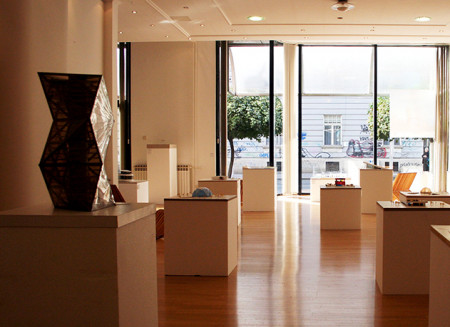 Solo Exhibition ATMOSFERA in Center for Design of Croatian Chamber of Economy / 2012