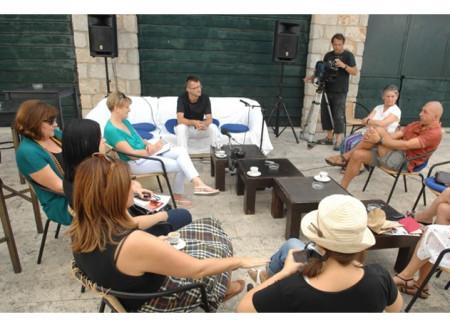 讲座:《杜布罗夫尼克(Dubrovnik)的避暑别墅》/ 2012