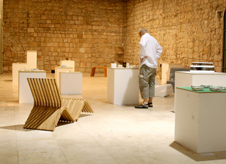 Solo Exhibition of Architectural Works and Product Design in Dubrovnik / 2012