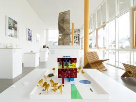samostalna izložba ATMOSFERA u Galeriji Pučkog otvorenog učilišta Ivanić Grad / 2012