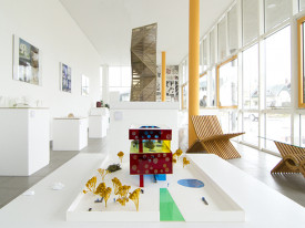 伊万尼奇格勒(Ivanić Grad) 建筑作品和产品设计独家展出/ 2012