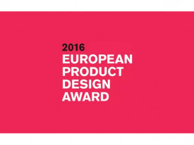 srebrna nagrada - European Product Design Award