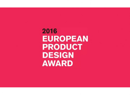 srebrna nagrada – European Product Design Award