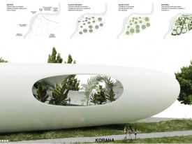 The best idea for Sport and recreation center Korana / 2020