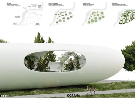 Najbolja ideja uređenja Športsko-rekreacijskog centra Korana / 2020