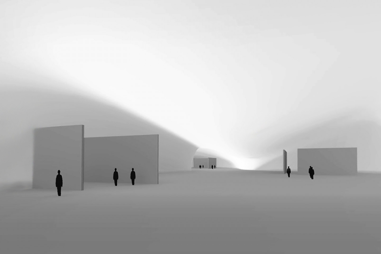 Guggenheim museum Helsinki • interior