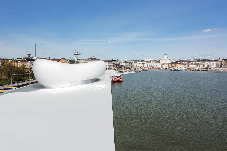 Guggenheim museum Helsinki • museum as sculpture