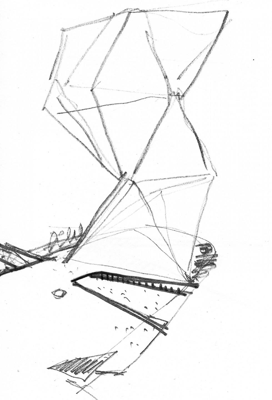 Z – skyscraper • sketch concept