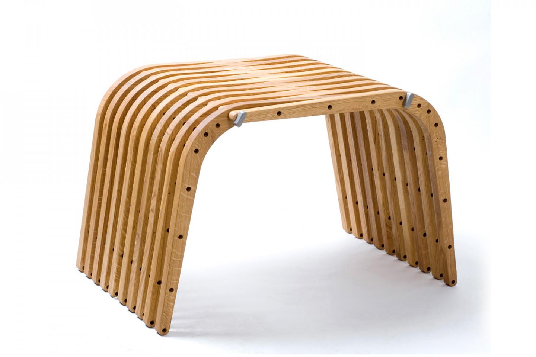 boomerang • bench