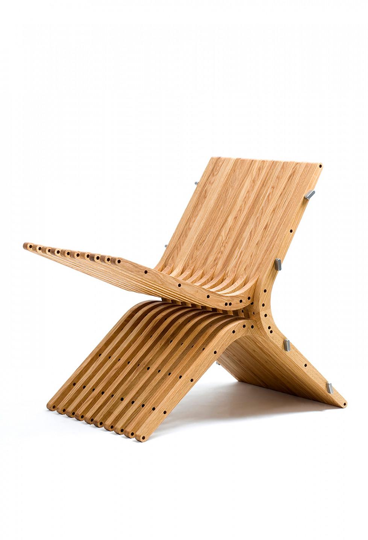 boomerang • console chair