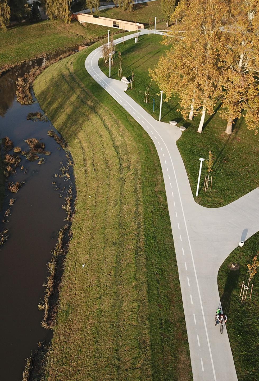 promenade Ivanic Grad • drone photography