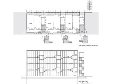 1. nagrada za hibridnu stambeno-poslovnu zgradu