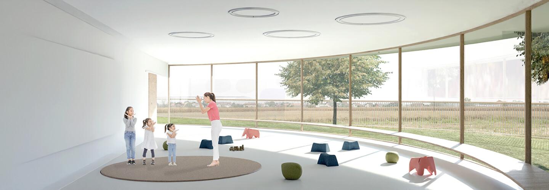 preschool Brezovica • space for creativity